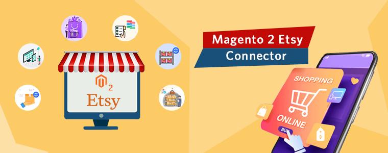 Magento 2 Etsy Connector